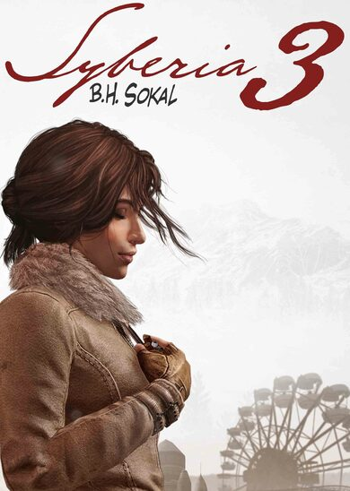 Syberia 3 (Deluxe Edition) Steam Key EUROPE