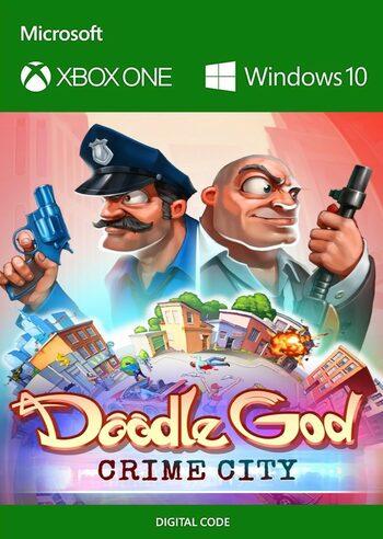 Doodle God: Crime City (PC/Xbox One) Xbox Live Key UNITED STATES