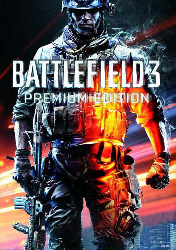 Battlefield 3 Premium Edition Origin Key GLOBAL