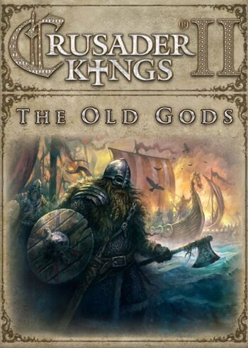 Crusader Kings II - The Old Gods (DLC) Steam Key GLOBAL