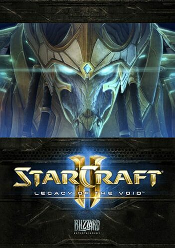 StarCraft II: Legacy of the Void Battle.net Clave EUROPA