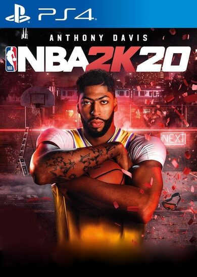 NBA 2K20 (PS4) PSN Key EUROPE