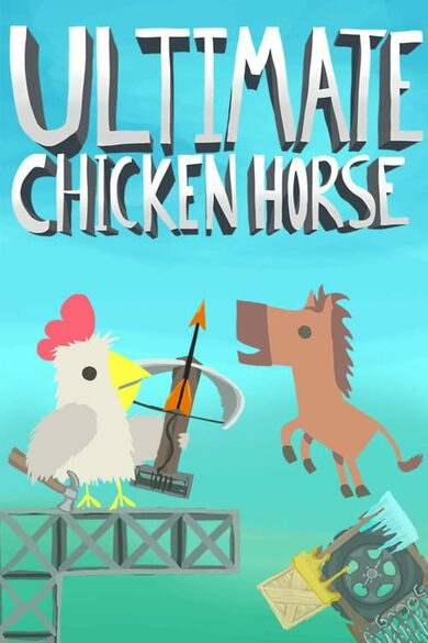 Ultimate Chicken Horse Steam Key GLOBAL