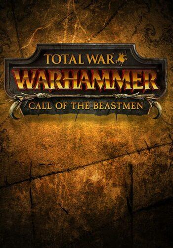 Total War: Warhammer - Call of the Beastmen (DLC) Steam Key GLOBAL