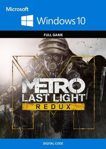 Metro Last Light Redux - Windows 10 Store Key EUROPE