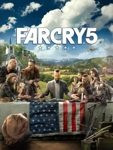 Far Cry 5 Uplay Clave EUROPA