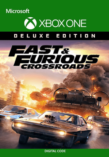 Fast & Furious Crossroads - Deluxe Edition XBOX LIVE Key UNITED STATES