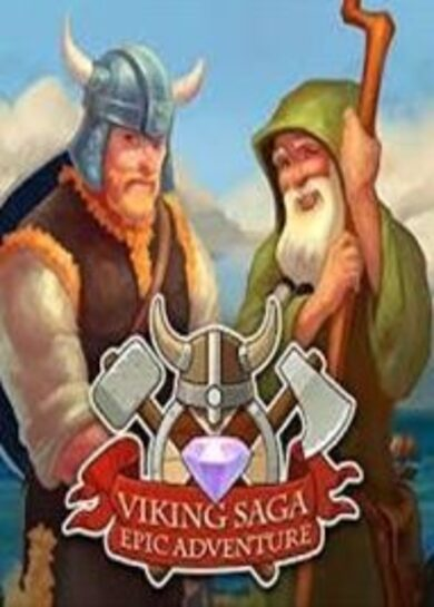 Viking Saga: Epic Adventure Steam Key GLOBAL