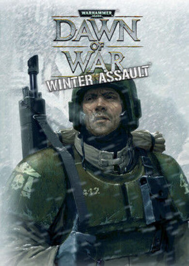 Warhammer 40,000: Dawn of War – Winter Assault Steam Key GLOBAL фото