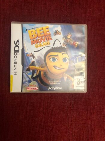 Bee Movie Game Nintendo DS