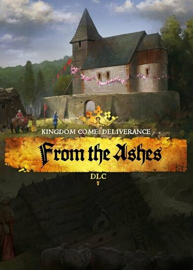 Kingdom Come: Deliverance - From The Ashes (DLC) Steam Key GLOBAL