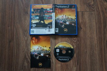 Need For Speed Undercover PlayStation 2