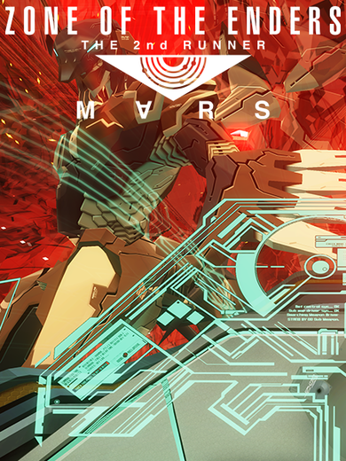 Zone of the Enders: The 2nd Runner Mars Steam Key GLOBAL