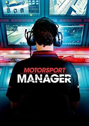 Motorsport Manager Steam Key GLOBAL