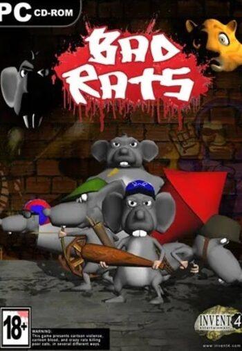Bad Rats: the Rats' Revenge Steam Key GLOBAL