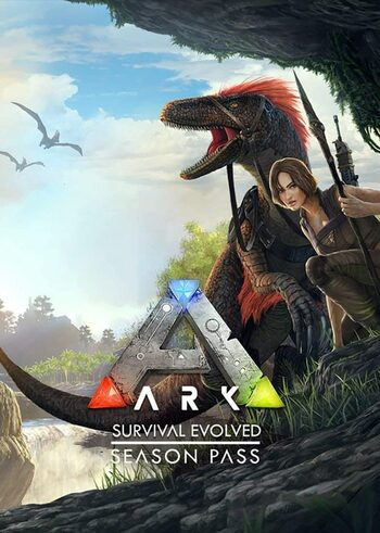 ARK: Survival Evolved - Season Pass (DLC) Steam Key GLOBAL