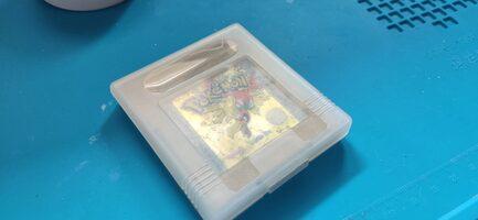 Pokémon Gold, Silver Game Boy