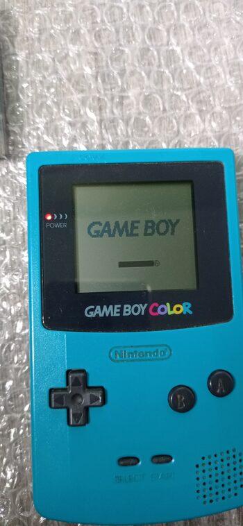 Game Boy Color, Neon Blue