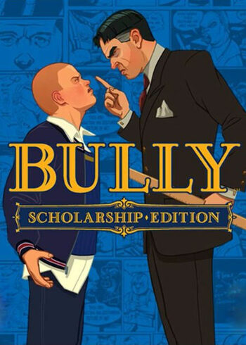 Bully: Scholarship Edition Rockstar Games Launcher Key  GLOBAL