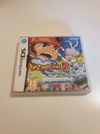 Inazuma Eleven 2 Blizzard Nintendo DS
