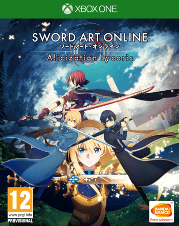 SWORD ART ONLINE: Alicization Lycoris (Xbox One) Xbox Live Key UNITED STATES