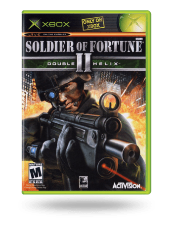Soldier of Fortune 2: Double Helix Xbox