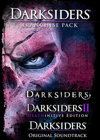 Darksiders Franchise Pack 2015 Steam Key GLOBAL