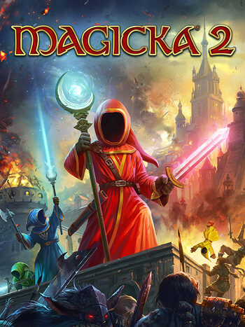 Magicka 2 Upgrade Pack (DLC) Steam Key GLOBAL