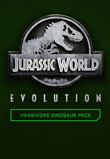 Jurassic World Evolution: Herbivore Dinosaur Pack (DLC) Steam Key GLOBAL