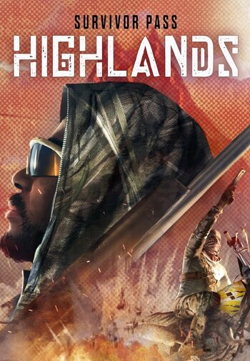PUBG - Survivor Pass: Highlands (DLC) Steam Key GLOBAL