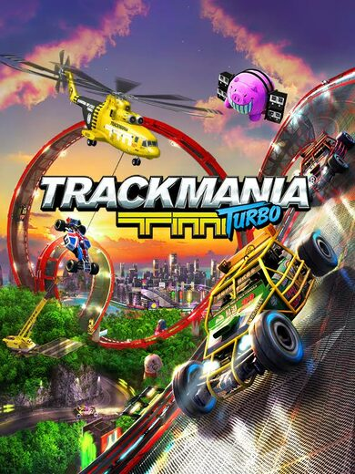 Trackmania Turbo Uplay Key GLOBAL