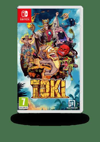 Toki (2018) Nintendo Switch