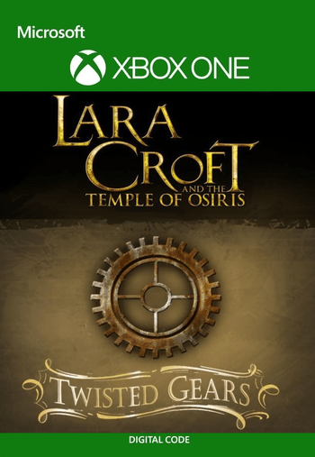 Lara Croft and the Temple of Osiris - Twisted Gears Pack (DLC) XBOX LIVE Key EUROPE