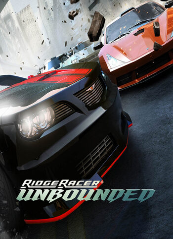 Ridge Racer Unbounded Full Pack Steam Key GLOBAL