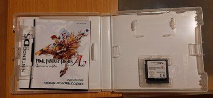 Final Fantasy Tactics A2: Grimoire of the Rift Nintendo DS