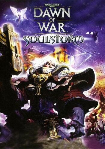 Warhammer 40,000: Dawn of War - Soulstorm (DLC) Steam Key GLOBAL