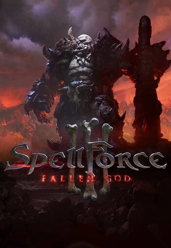 SpellForce 3: Fallen God Steam Key GLOBAL