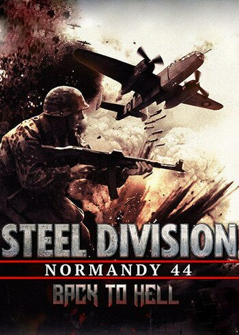 Steel Division: Normandy 44 - Back to Hell (DLC) Steam Key GLOBAL
