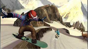 Shaun White Snowboarding: Road Trip Wii for sale