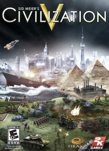 Sid Meier's Civilization V - 15 DLC Pack (DLC) Steam Key GLOBAL