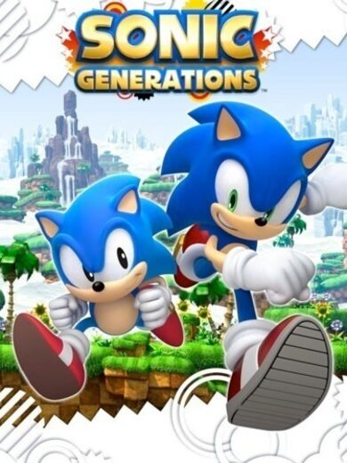 Sonic Generations Steam Key GLOBAL
