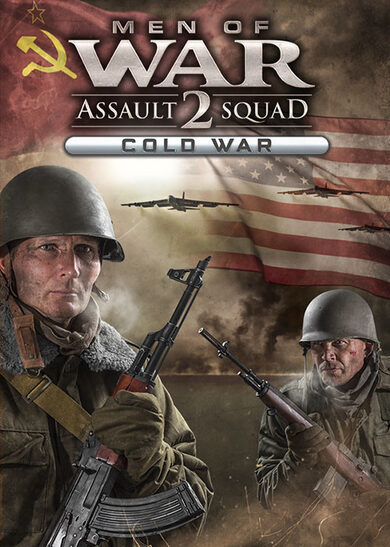 Men of War: Assault Squad 2 - Cold War Steam Key GLOBAL 1C Entertainment фото