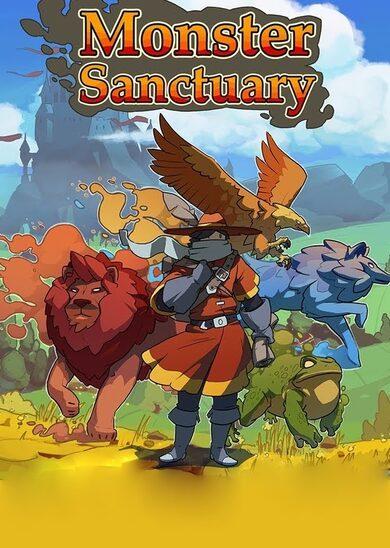 Monster Sanctuary Steam Key GLOBAL