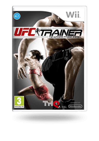 UFC Personal Trainer: The Ultimate Fitness System Wii