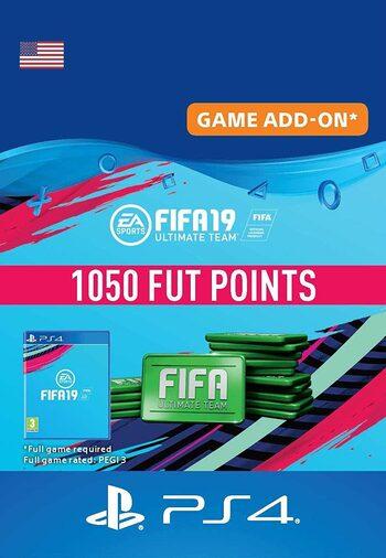 FIFA 19 - 1050 FUT Points (PS4) PSN Key UNITED STATES