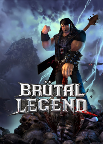Brutal Legend Steam Key GLOBAL