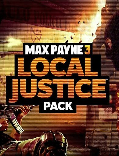 Max Payne 3 - Local Justice Pack (DLC) Steam Key EUROPE