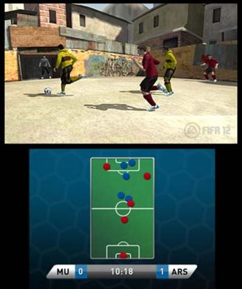 Redeem EA SPORTS FIFA Soccer 12 Wii