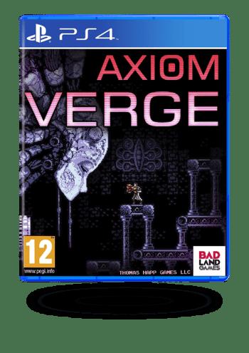 Axiom Verge PlayStation 4