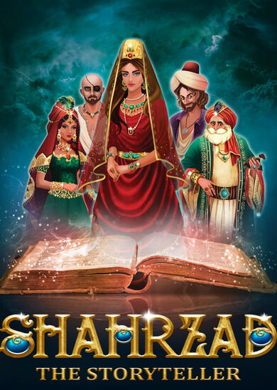 Shahrzad - The Storyteller Steam Key GLOBAL